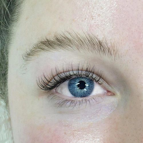 subtle natural looking eyelash extensions - Google Search ...