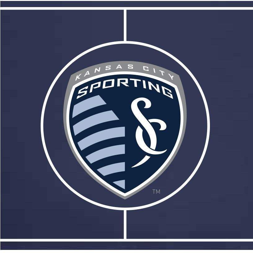 Sporting Kansas City Field Print Yoga Mat