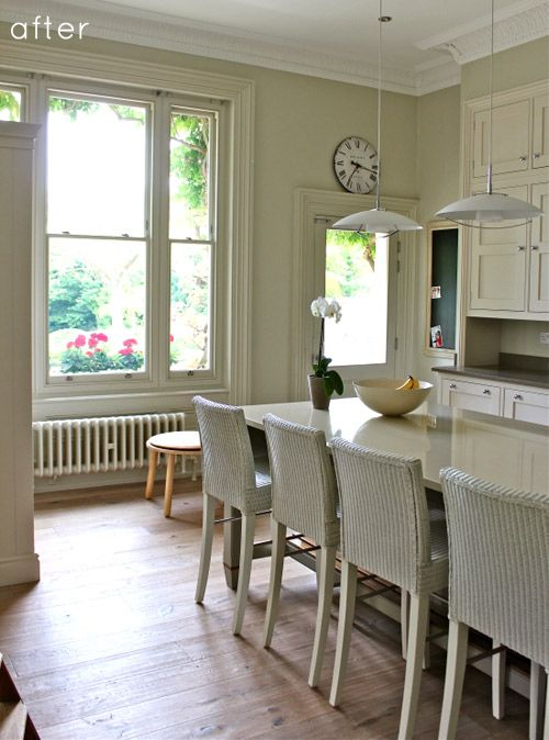 "Best Paint Walls And Woodwork In ""Shaded White"" Estate 400 x 300"