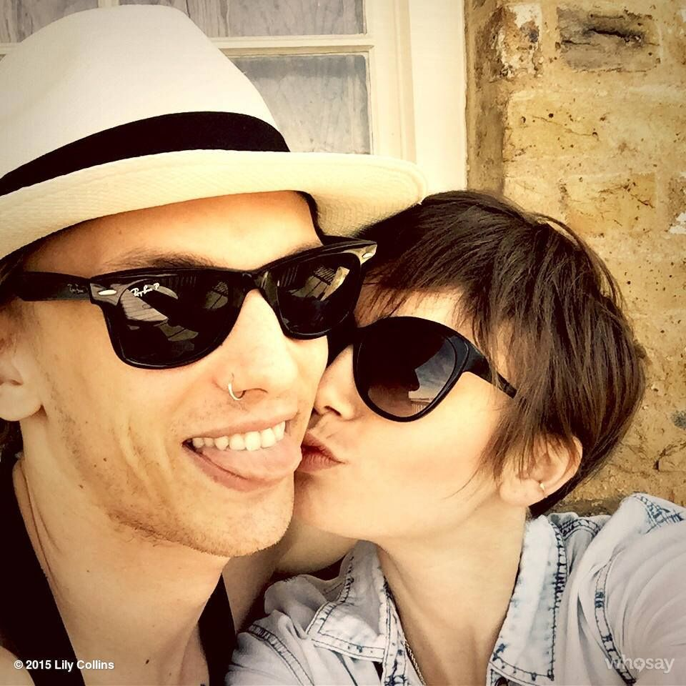 Lily & Jamie in Love