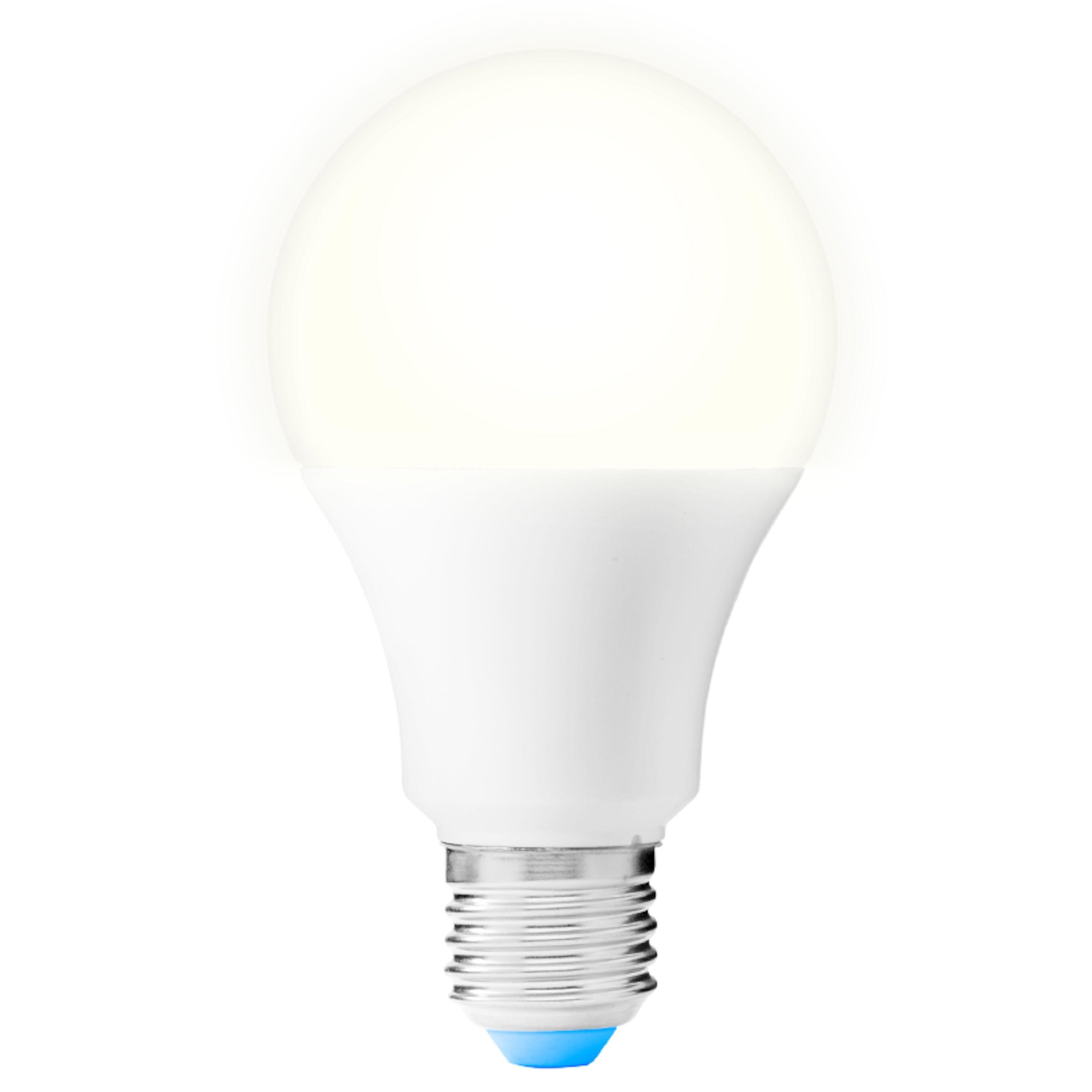 Ledsavers Led Lampa Med Skymningsrelä E27 600 Lm Led Lampor Led Lamp Lampor Led