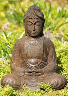 PREORDER Meditating Garden Buddha Statue 12