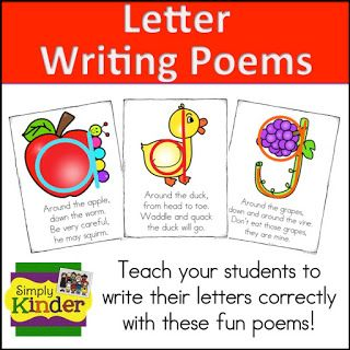 How to Teach Children to Write Letters & Numbers with Correct Form and Positioning
