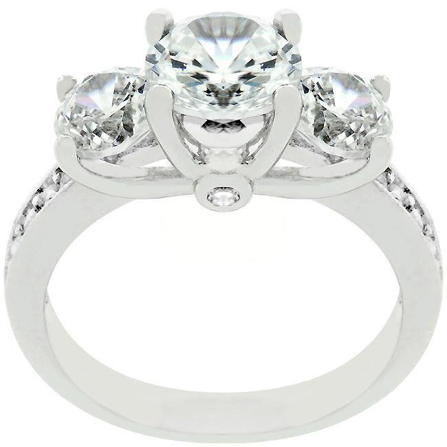 Elizabeth Engagement Ring, size : 06