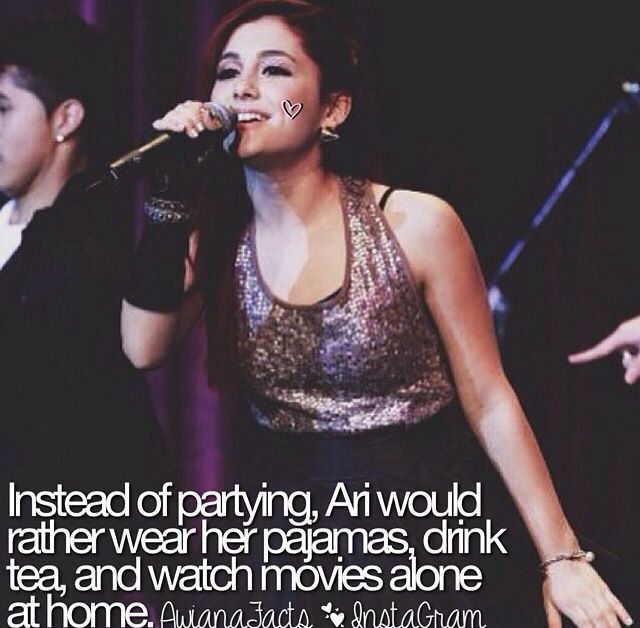 ariana grande fact by awianafacts i think that s