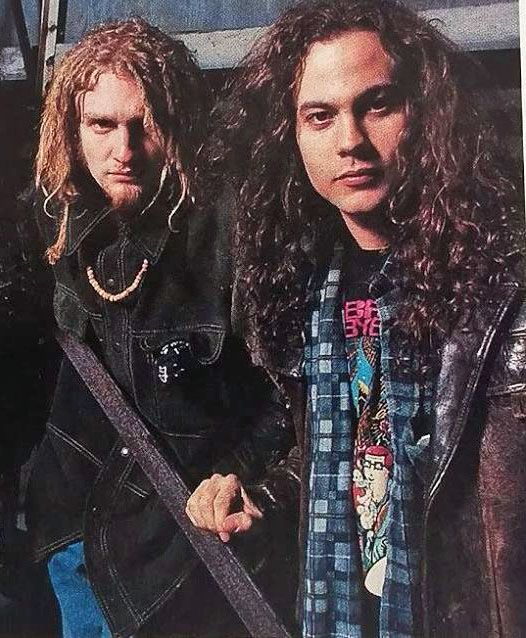 Layne Staley & Mike Starr | Alice In Chains | Pinterest ...