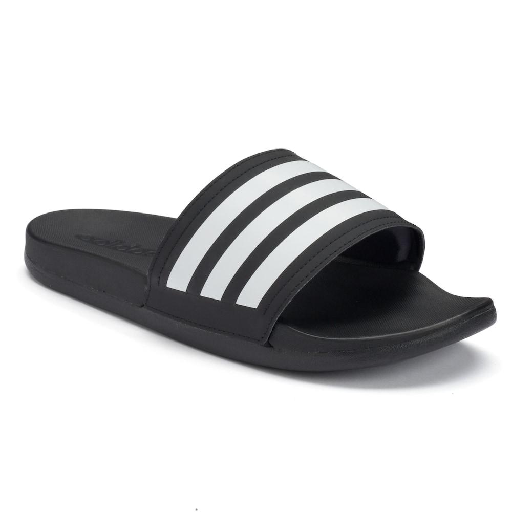 84d8c4dfa338 adidas adilette Cloudfoam Women s Slide Sandals