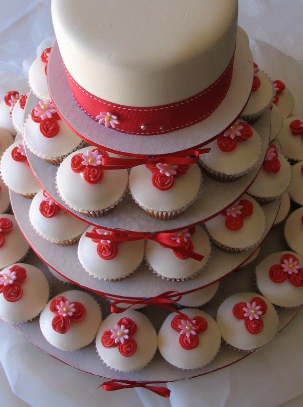 cupcake cakes designs ideas for the perfect cupcake wedding cake wedding house new zealand
