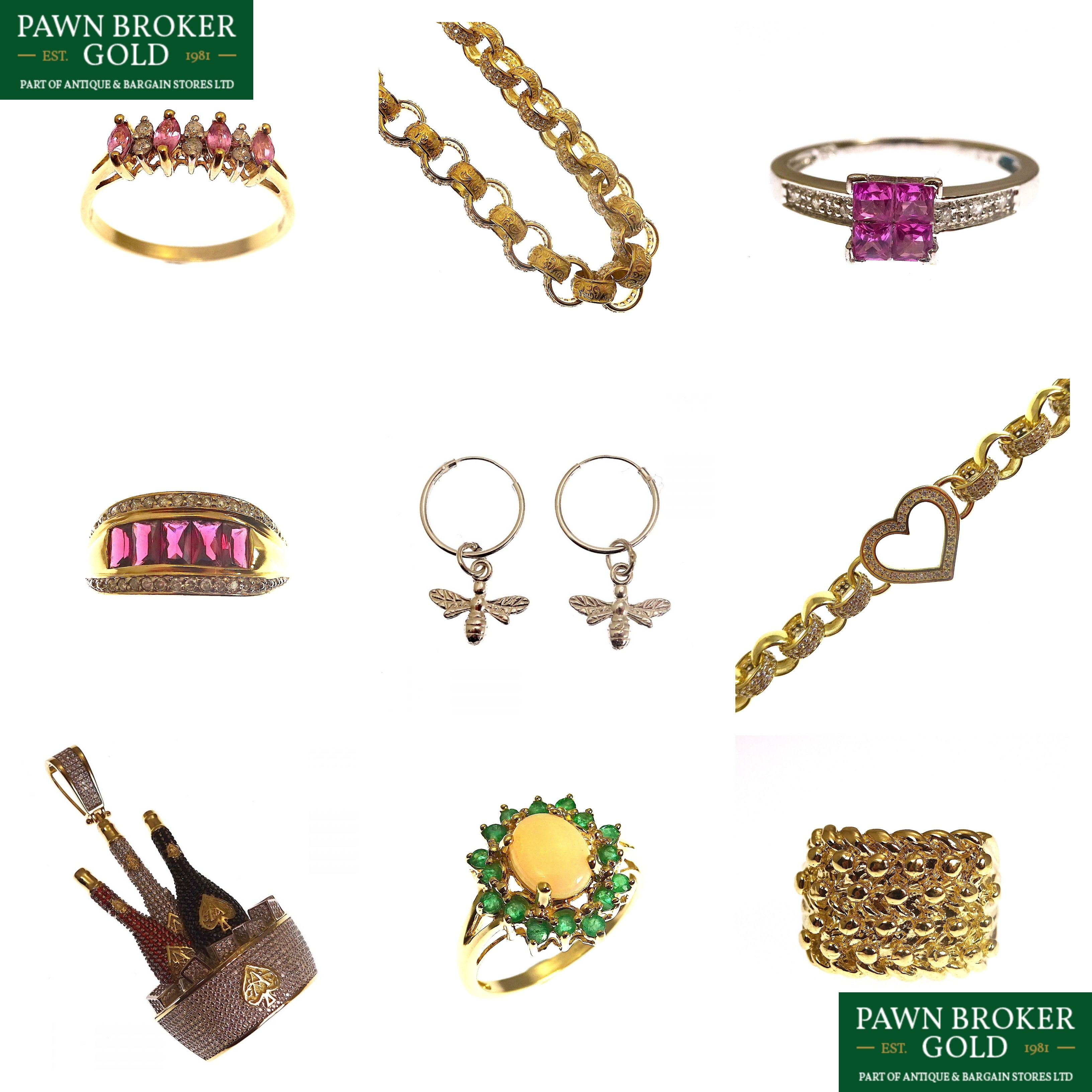 Why are we the best Jewellers in Doncaster? Antique