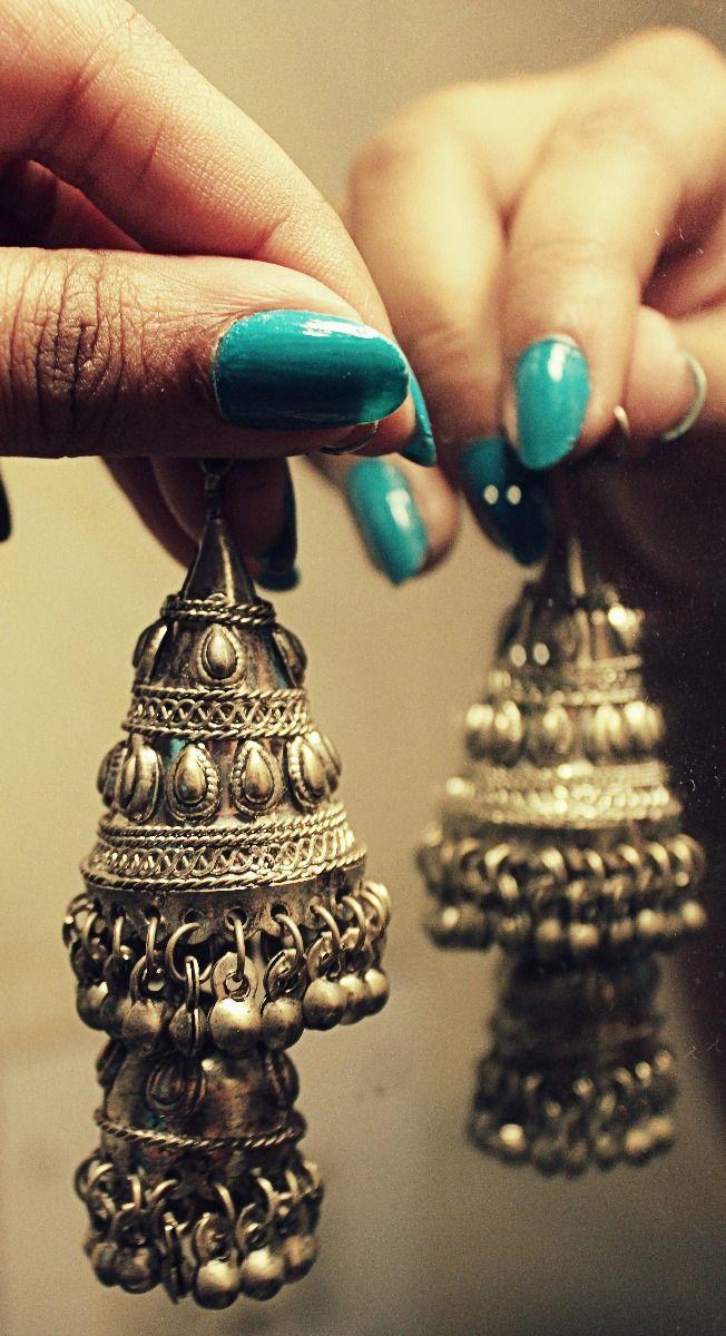 Rajasthani Jhumka S At Viva Mall Traditional Rajasthani