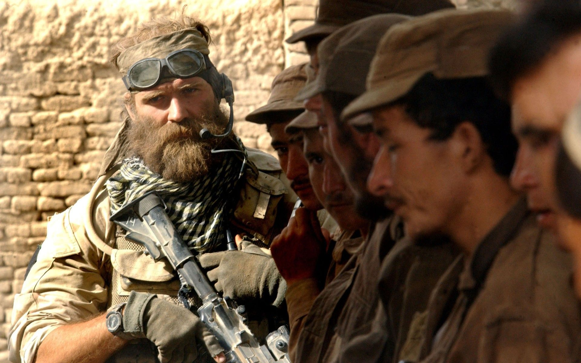 special forces operator beard delta force operator beard special