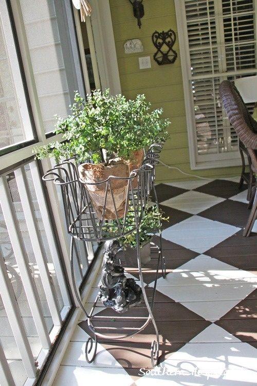 Besonderer Freitag: Ruby's Southern Porch – 2019 #sichtschutzpflanzen