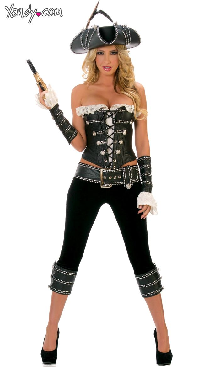 2725dfc65dc Deluxe Rogue Pirate With Pants Costume | halloween ! | Sexy pirate ...