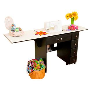 Arrow Sewing Cabinets Auntie 4 Drawer Sewing Machine Table