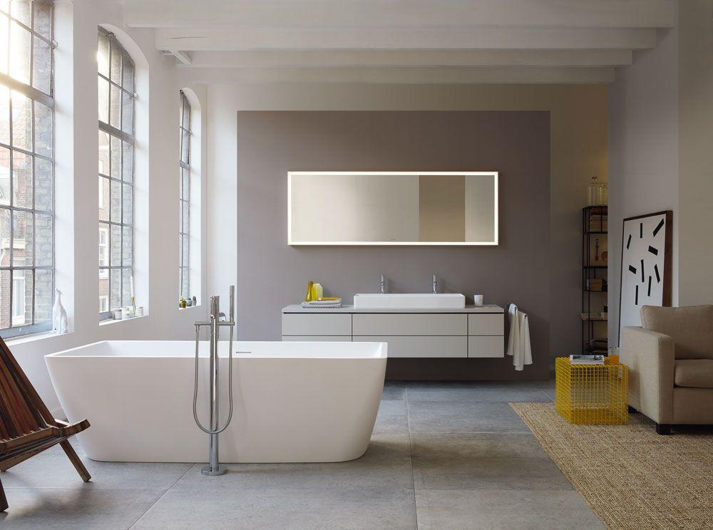 Vasche Da Bagno Incasso Duravit : Vasca durasquare vasca freestanding della nuova collezione bagno