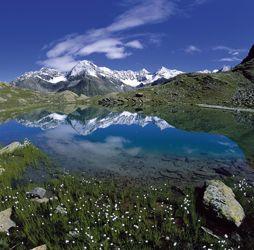 Österreich, Tirol, Sölden, Wandern, Biken, Urlaub