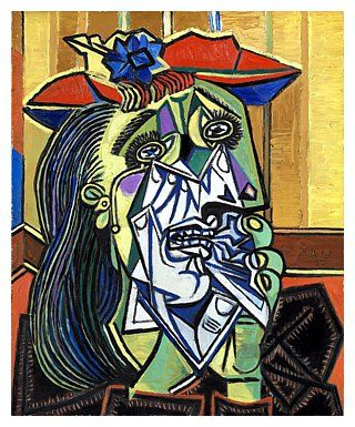 The Visual Elements Line Picasso Art Picasso Portraits Cubist Portraits