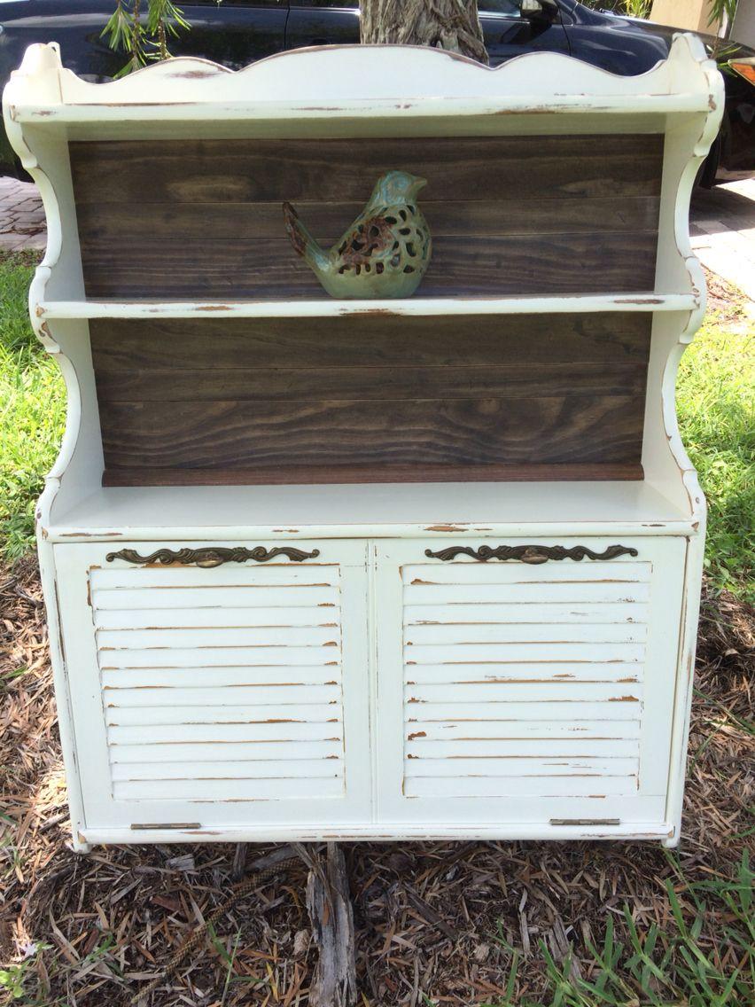 Shelf life Decor, Antique dresser, Home decor