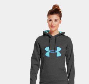 Women's Armour Fleece hoodie