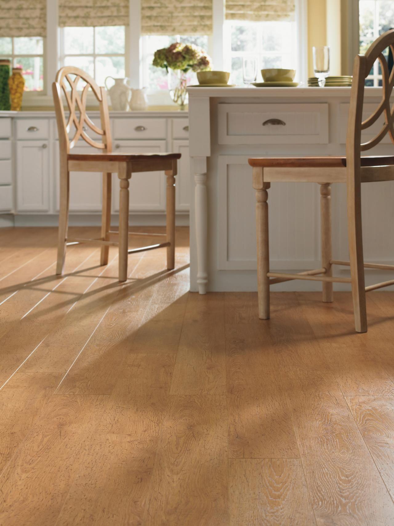 Laminate Flooring in the Kitchen | Kitchen laminate flooring ...