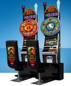 Lord of the Rings Slot Machine Online