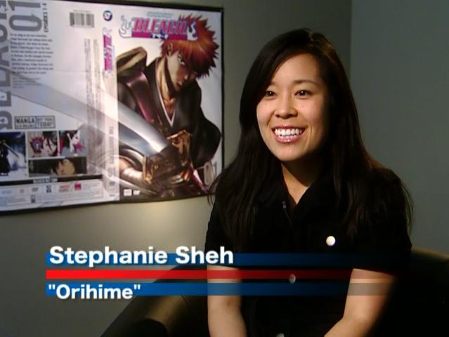 Stephanie Sheh by on DeviantArt