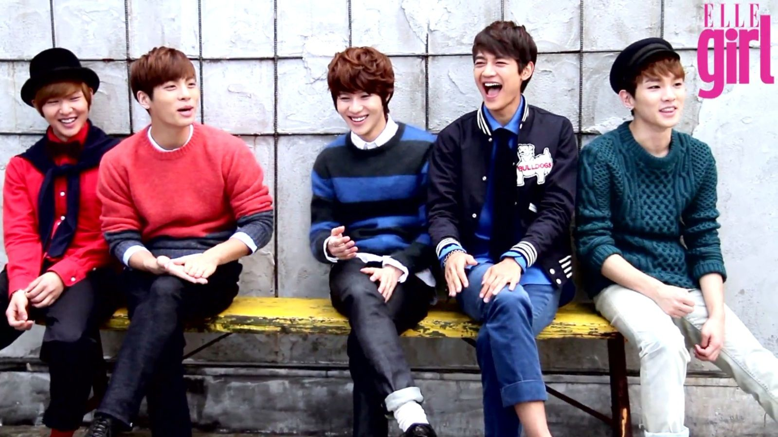 SHINee Onew Taemin, Key Jonghyun Minho