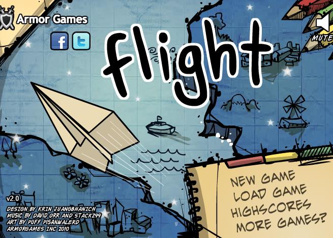Flight Unblocked - Play Free Paper Aeroplane Game | Play free ...