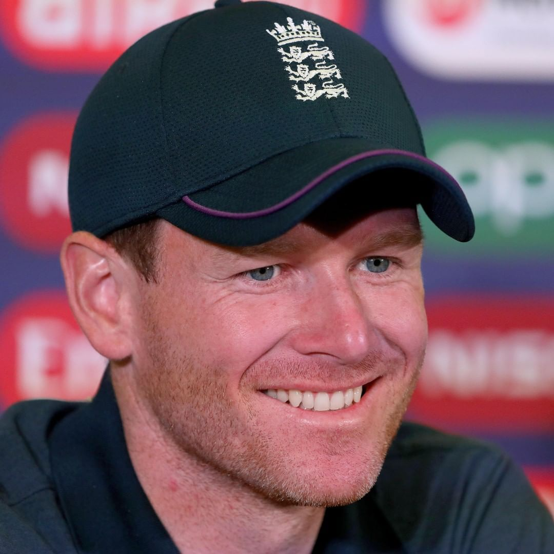 Eoin Morgan Was All Smiles As He Faced The Media Ahead Of England S Game Against Pakistan In Nottingham On England Game Latest Sports News England Cricket Team