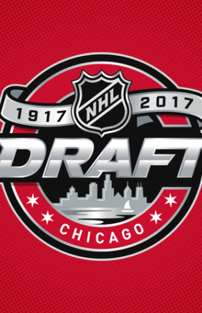 2017 Nhl Draft Live Tracker Sports Logo Design Nhl Nhl Logos