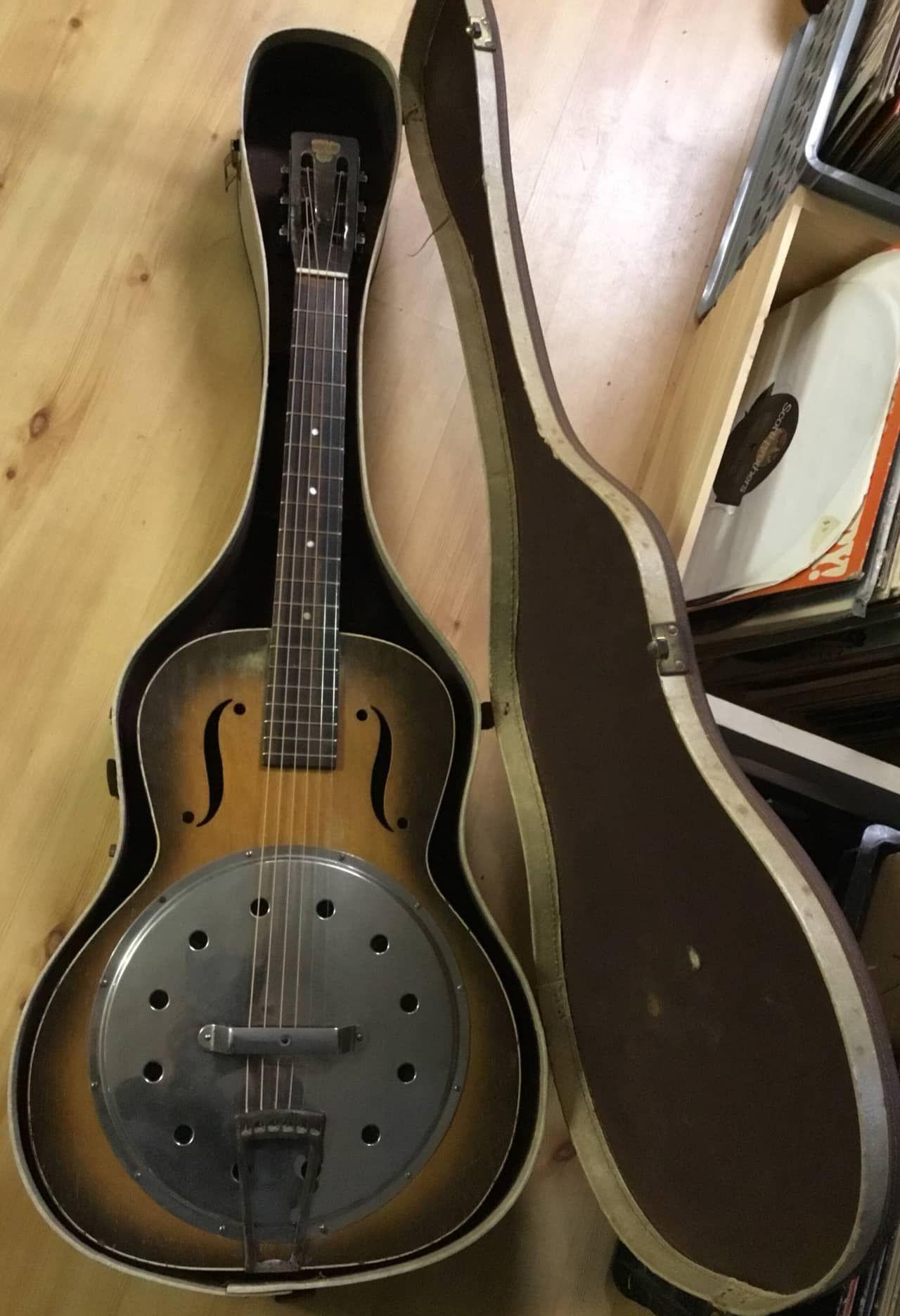 1930 S Regal Angelus Resonator Dobro Resonator Guitar Guitar Lap Steel Guitar