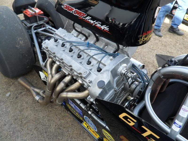 Engine Vortec 4 2