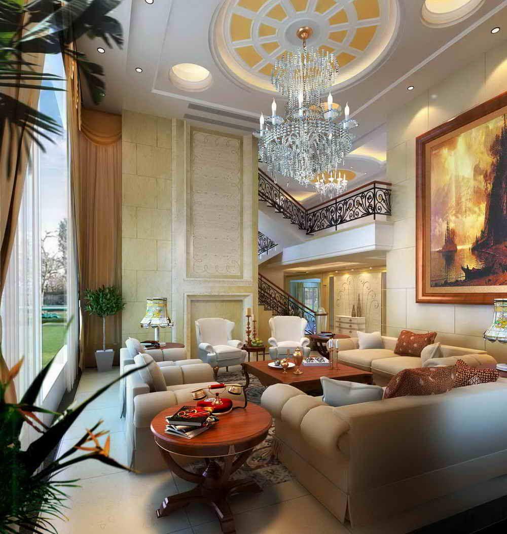 Interior Design Living Room Classic Royal Interior Blog Luxurious Living Room Home Decor