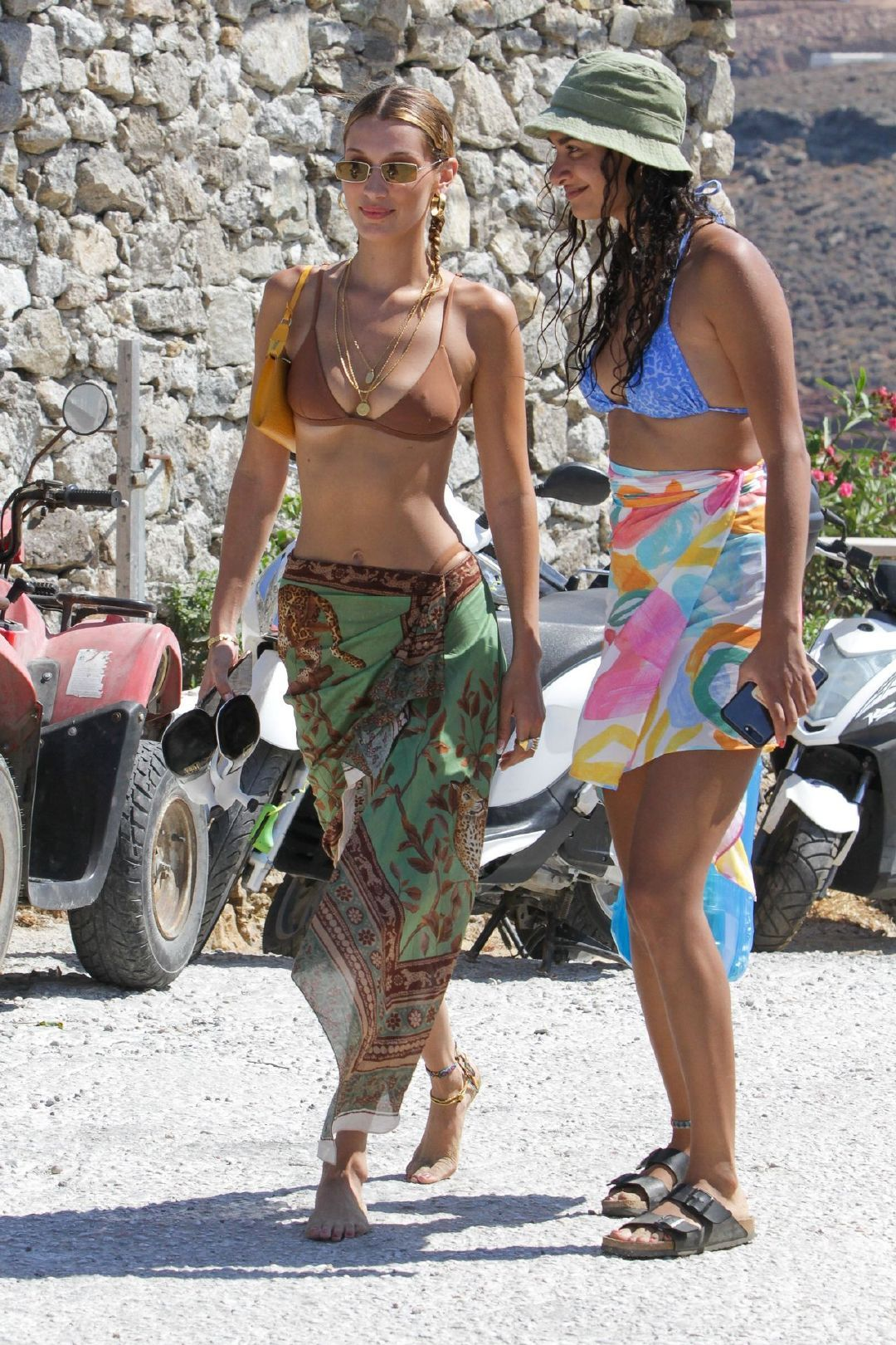 Pin By Eugenia On Dolce Vita With Images Skimpy Bikinis Fashion Hadid Style