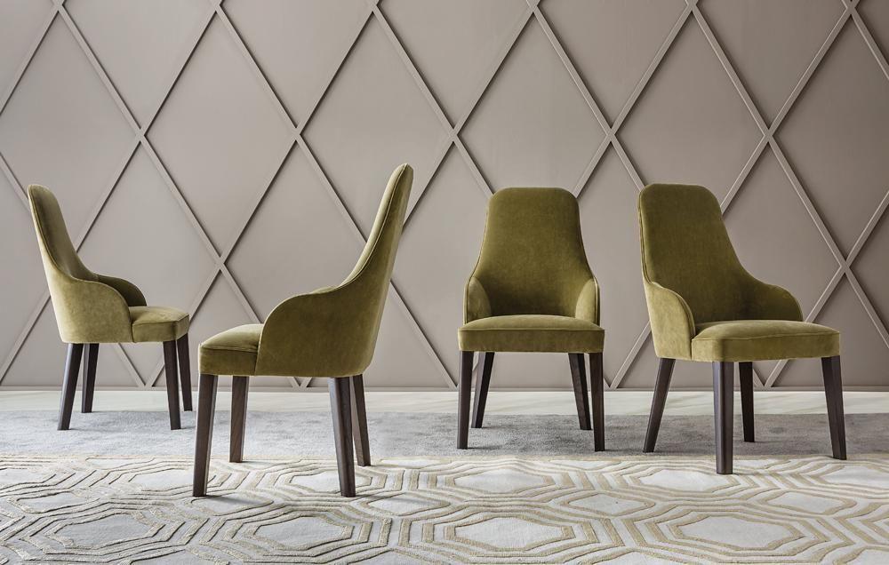 Casamilano Chair Diana Designer Castello Lagravinese Sedie Collezione Casamilano Home Collection Italy