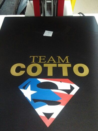 #teamcotto otro de nuestros proyectos