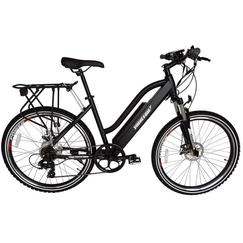 XTreme Sedona 48 Volt Electric Mountain Bike Electric