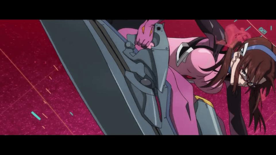 Video Teaser Film Terbaru Shin Evangelion Ditampilkan