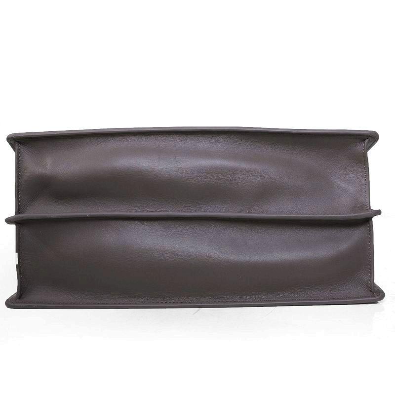 ebfaa77df511 2017 new Celine Original Leather Shoulder Bag Grey 3355 4 deal online