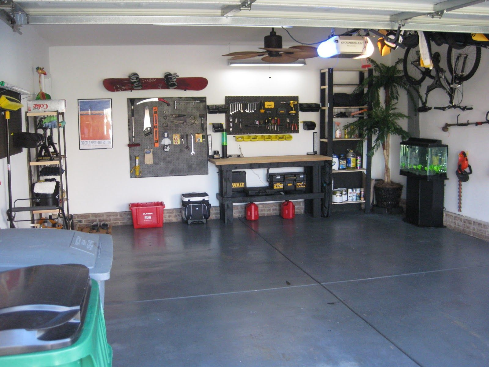 These Garage Makeover Projects Will Have You Organizing And Storing