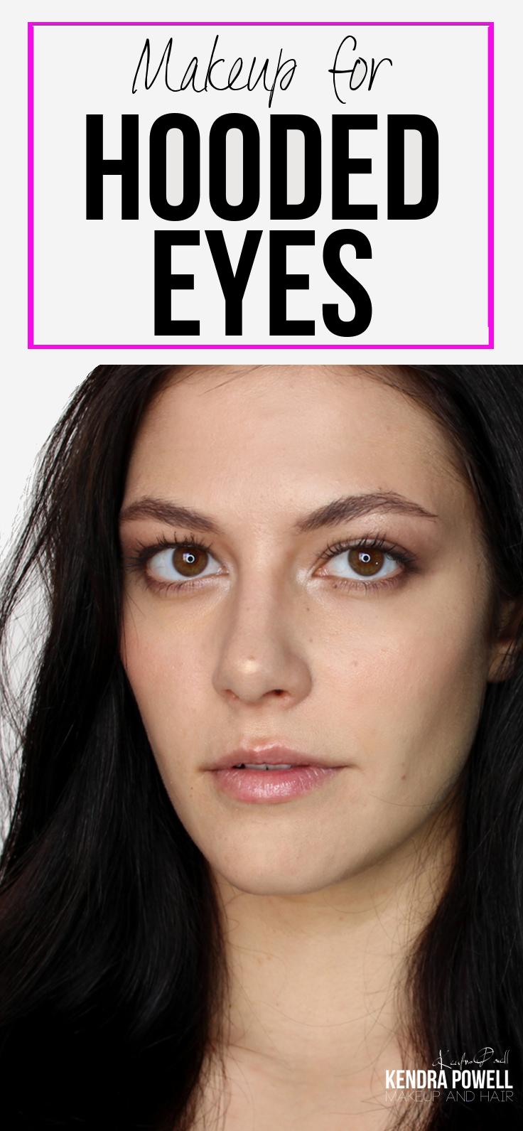 Hooded Eyes Makeup Tutorial Video 4 Pro Tips Beauty Spring