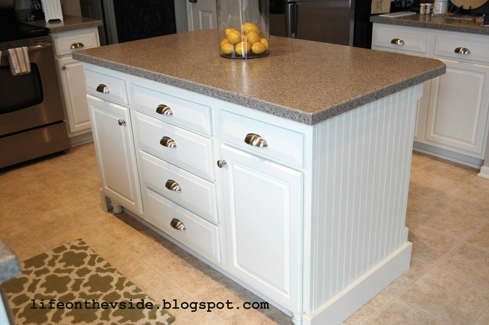 How to paint oak kitchen cabinets - to last! USE Sherwin Williams ...