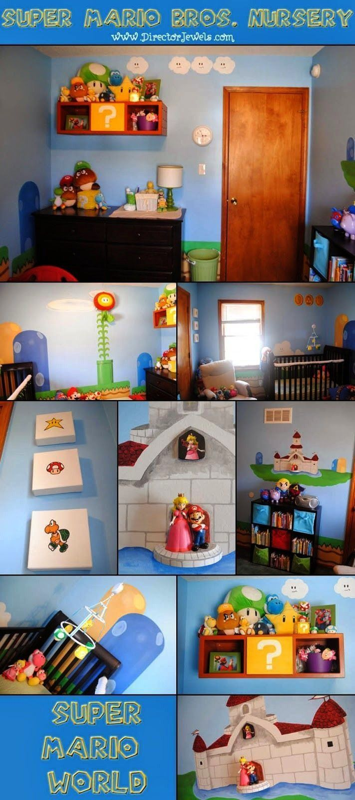 Photo of #directorjewelscom #inspiration #nintendo #nursery #mario