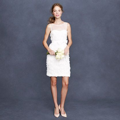 10 Gorgeous Wedding Gowns For Under $500: J. Crew: $395   Bridal ...