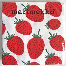 「苺 マリメッコ」の画像検索結果