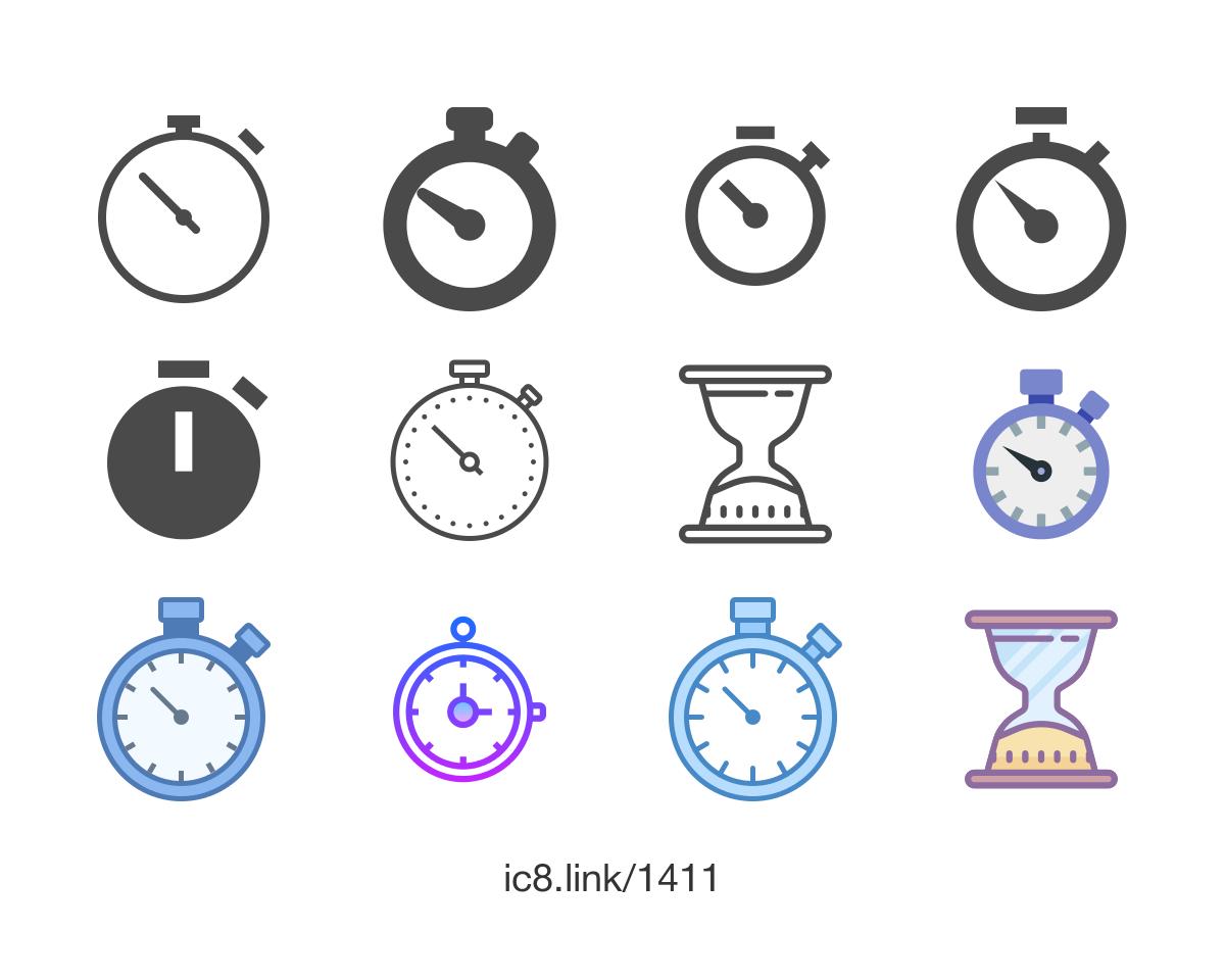 Pin by Icons8 on I c ô n s in 2020 Time icon, Icon, Png