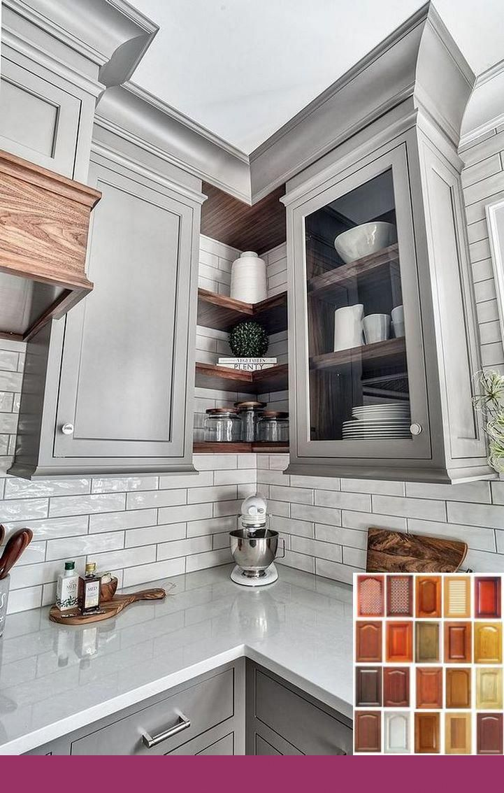 Diy green kitchen cabinets cabinets wood cabinets and trim