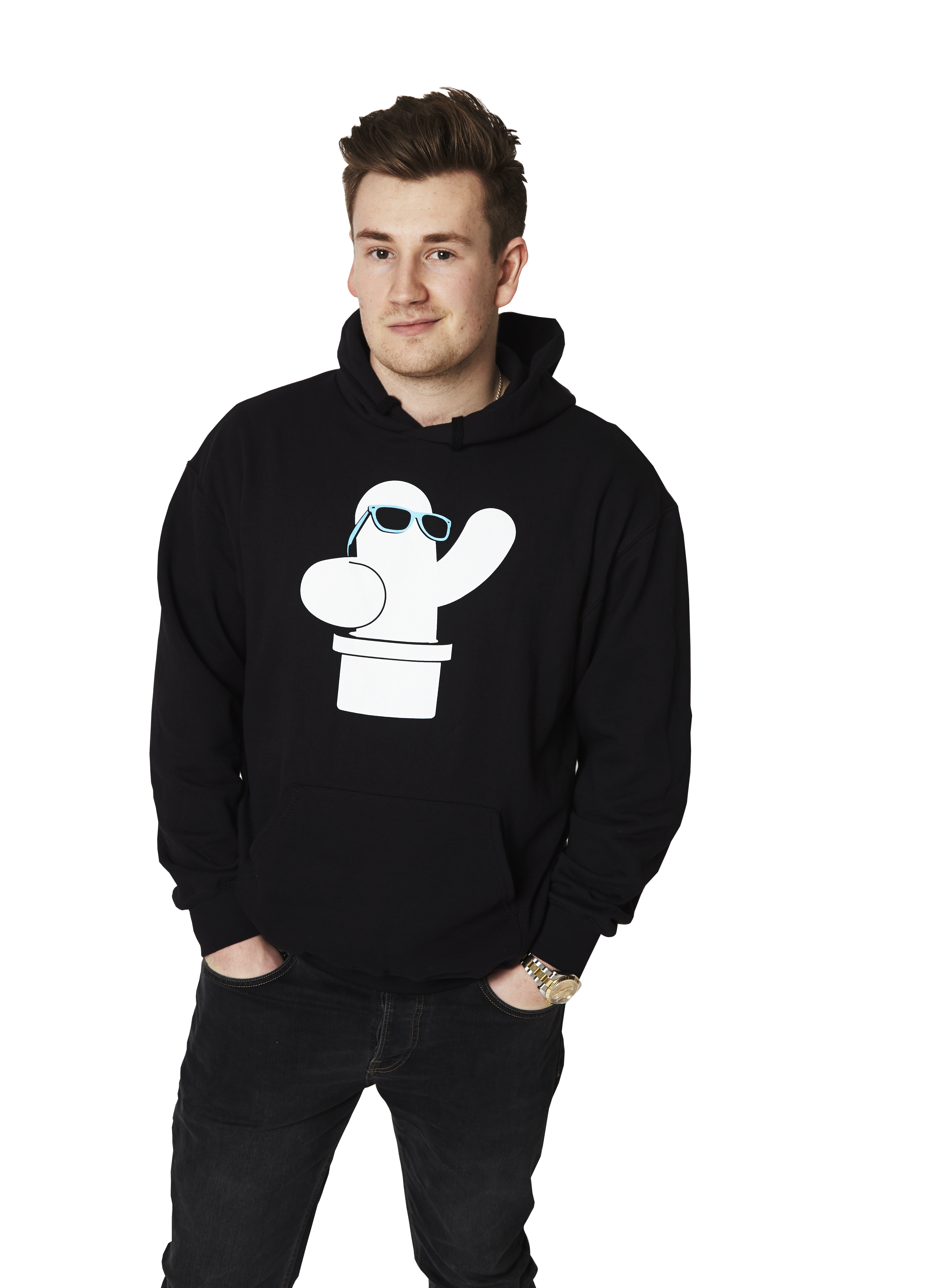 Cactus Boy Hoodie Cactus Boy Store Sweatshirts Boy Hoodie Graphic Sweatshirt [ 4669 x 3358 Pixel ]