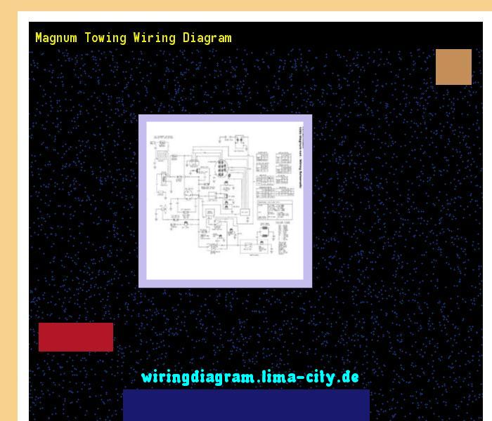 Magnum Towing Wiring Diagram  Wiring Diagram 174633