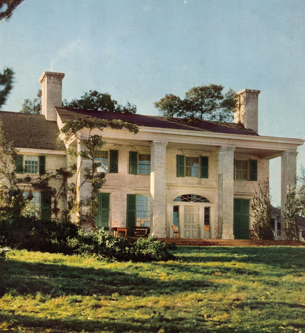Phillip Fitzgerald House   Gone with the wind, Wind movie ...